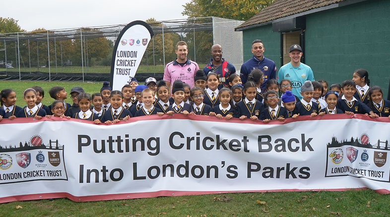 Cricket pitches nets London facilities