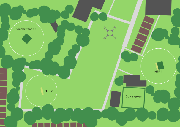 Sanderstead recreation ground