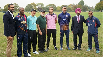 Londoners active lives Cricket